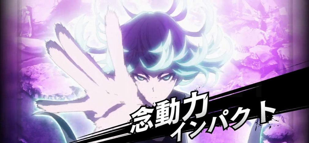 ONE PUNCH MAN 一撃マジファイト(マジファイ) カットインスクリーンショット