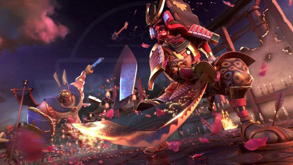 Rise of Kingdoms 万国覚醒(ライズオブキングダム)RoK ライキン 時空を超えて闘う世界文明のバトル紹介イメージ