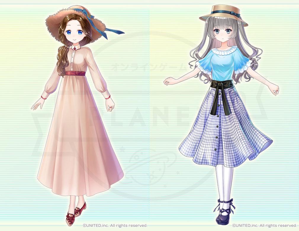 CocoPPa Dolls ココッパドール(ココドル) アバタースタイル紹介イメージ