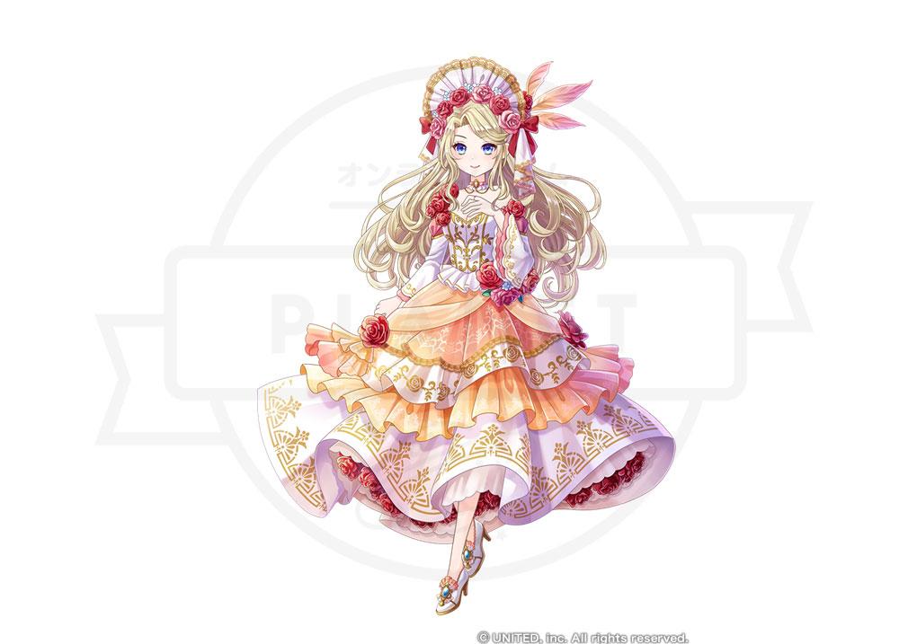 CocoPPa Dolls ココッパドール(ココドル) キャラクター『ロベルタ』紹介イメージ