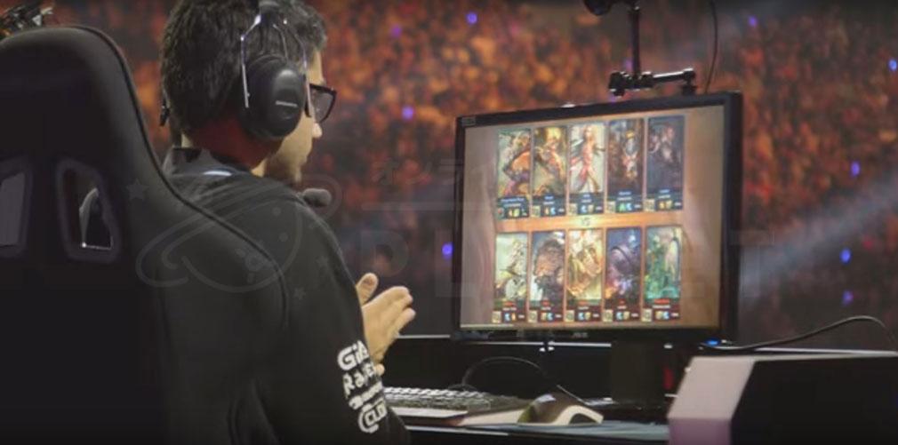 League of Legends(LoL)リーグ・オブ・レジェンド 有名プレイヤーが使うチャンピオンスクリーンショット