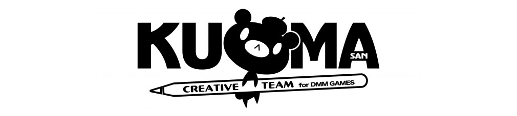 『クリエイティブチーム くまさん』チームロゴ