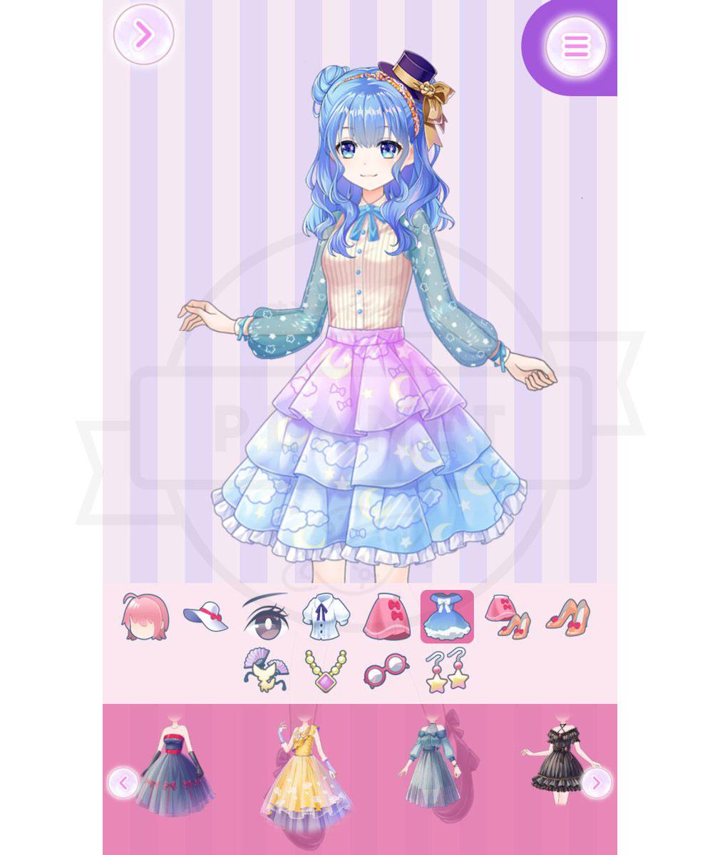 CocoPPa Dolls ココッパドール(ココドル) コーデ紹介スクリーンショット