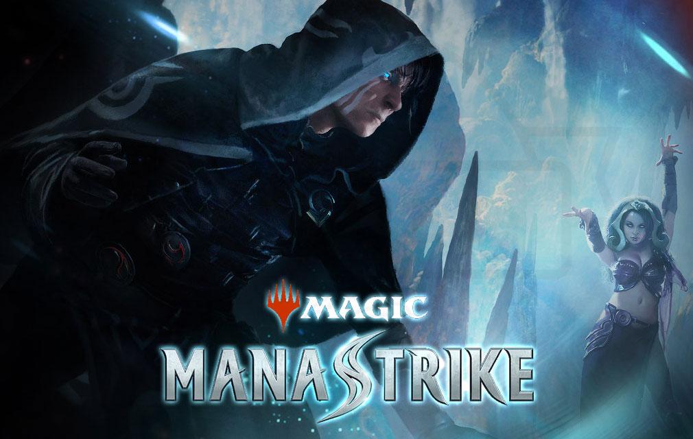 マジック マナストライク(Magic ManaStrike) キービジュアル