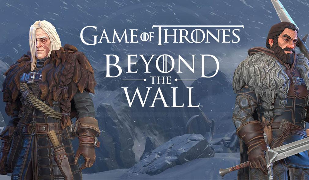 ゲームオブスローンズ Beyond the Wall キービジュアル