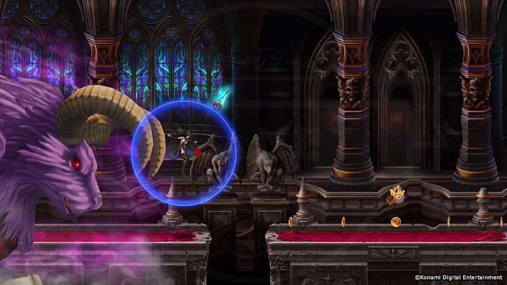 悪魔城ドラキュラ Grimoire of Souls(ドラキュラGoS) 色々なゲームモードスクリーンショット