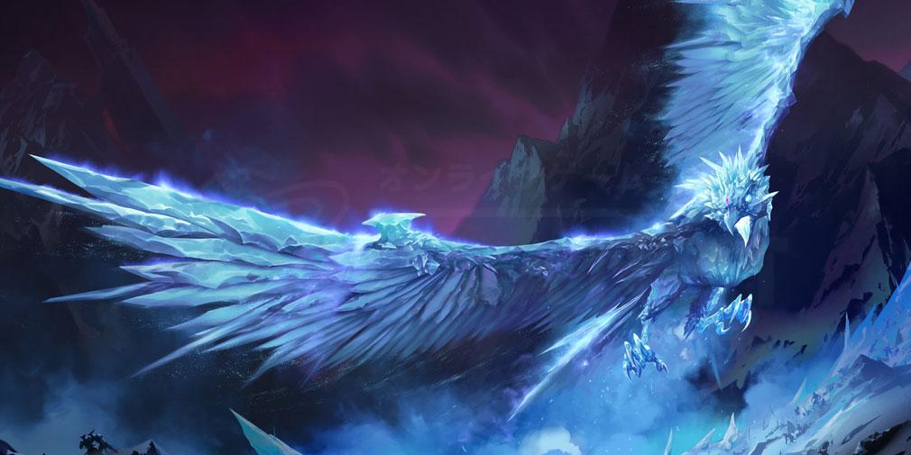 レジェンドオブルーンテラ(Legends of Runeterra)LoR チャンピオン『フレヨルド-アニビア』紹介イメージ