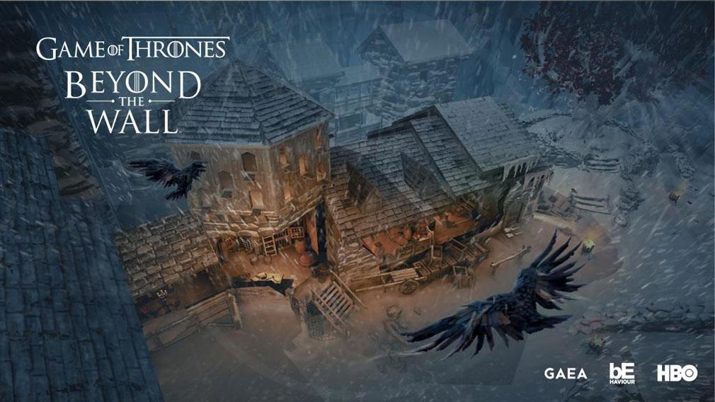ゲームオブスローンズ Beyond the Wall 完全オリジナルストーリーが展開される紹介イメージ