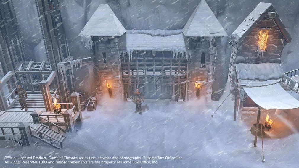 ゲームオブスローンズ Beyond the Wall 『北の壁』スクリーンショット