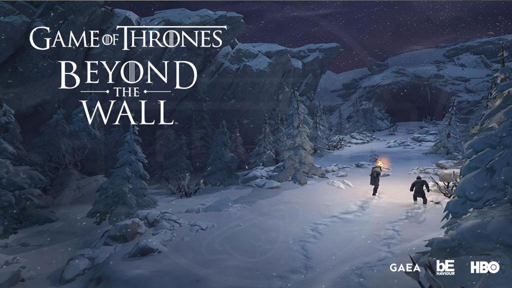 ゲームオブスローンズ Beyond the Wall 冥夜の守人(ナイツウォッチ)の城の指揮官となって『ブリンデン・リヴァーズ』を探す物語紹介イメージ