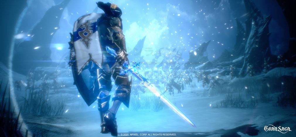 GRAN SAGA(グランサーガ) 伝説が宿る武器である『グランウエポン』スクリーンショット