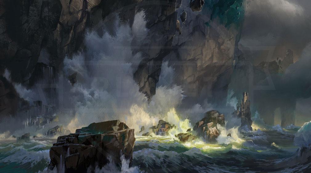 レジェンドオブルーンテラ(Legends of Runeterra)LoR 地域『シャドウアイル』紹介イメージ