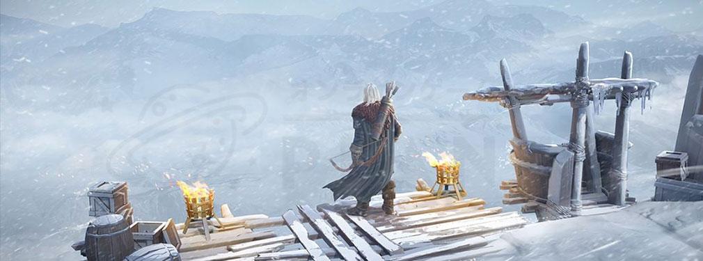 ゲームオブスローンズ Beyond the Wall ゲームモード『壁の防御』紹介イメージ