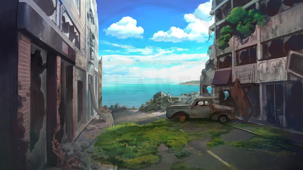 ラストオリジン(LAST ORIGIN)ラスオリ 世界観紹介イメージ