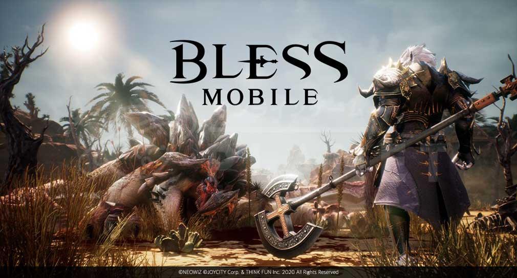 BLESS Mobile(ブレス モバイル) キービジュアル