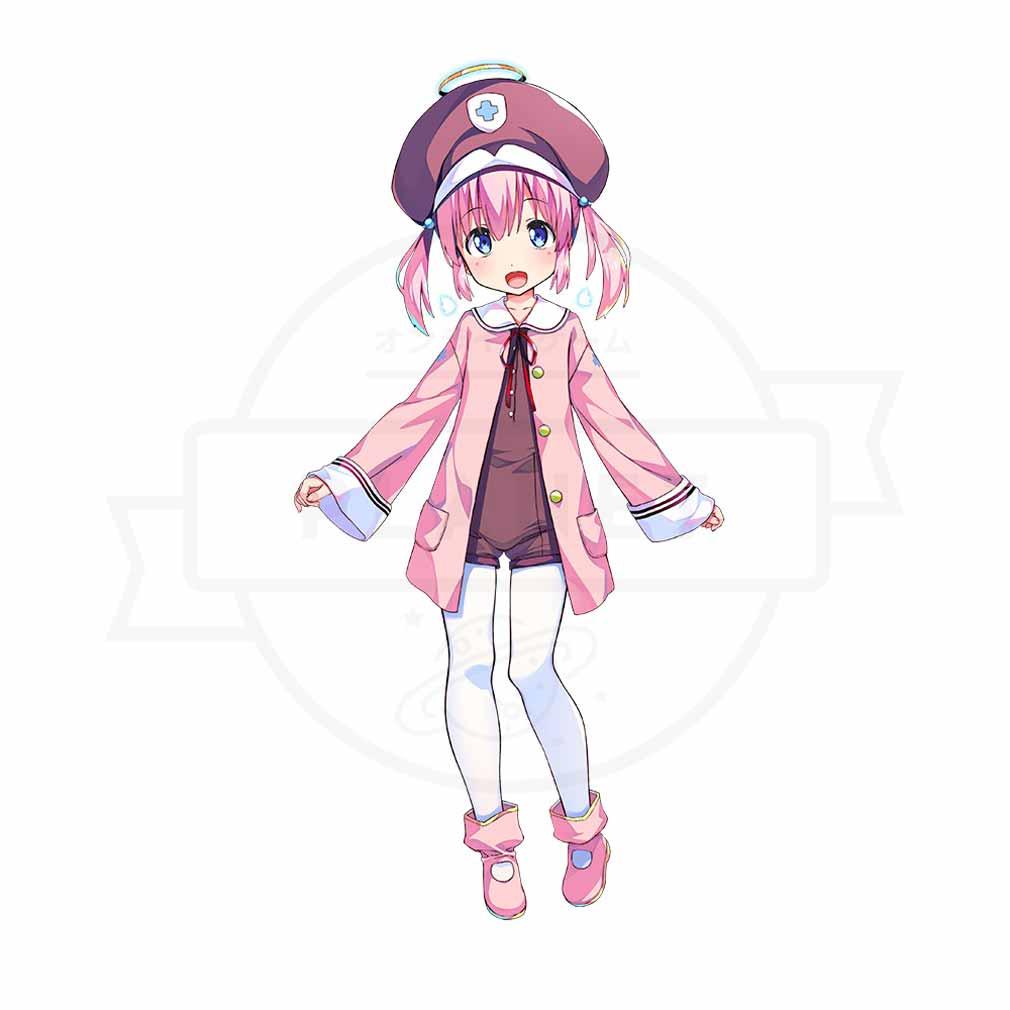 電脳天使ジブリール(電ジブ) ジブリールキャラクター『ラヴリエル』紹介イメージ