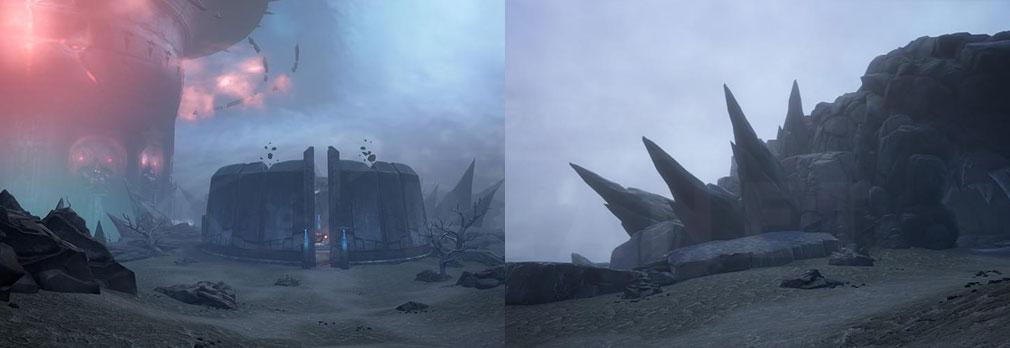 GRAN SAGA(グランサーガ) 濃霧に覆われた影の地スクリーンショット