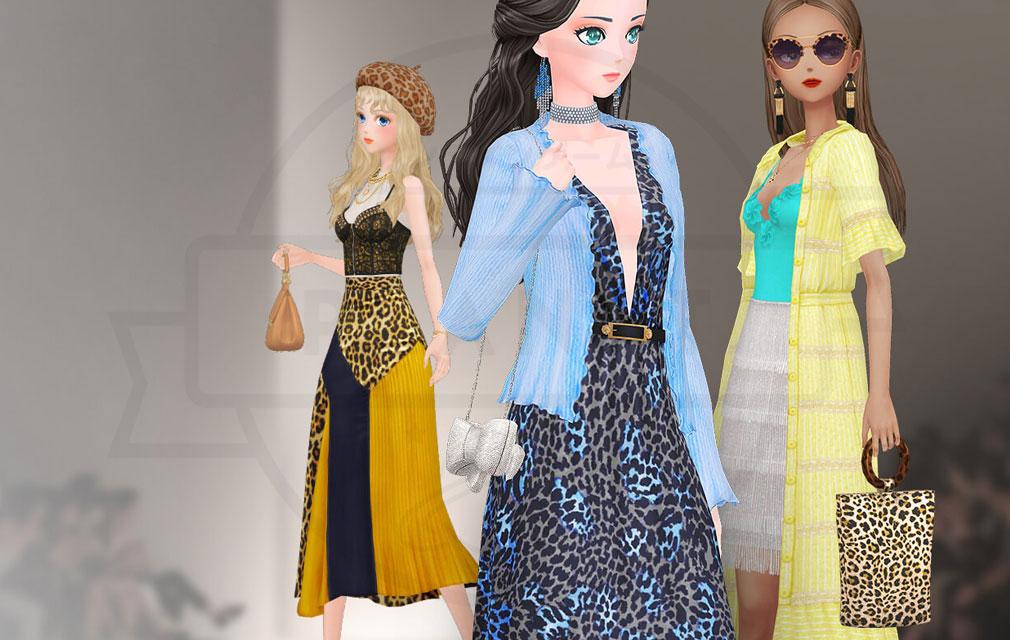 スタイリット(STYLIT) お人形さんみたいな3Dアバターキャラとスタイリングの紹介イメージ