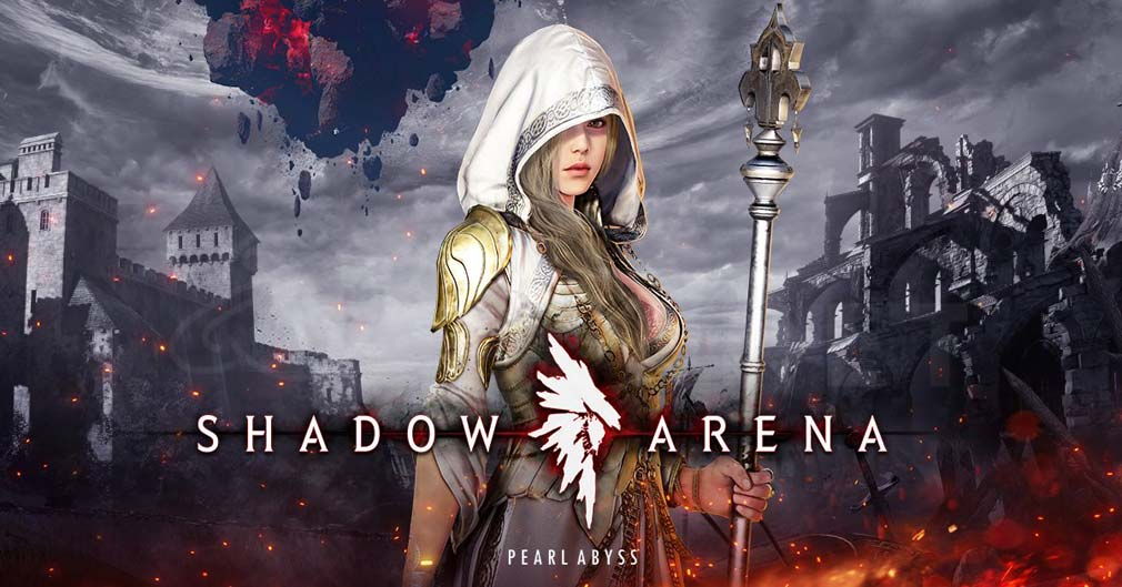 シャドウアリーナ(Shadow Arena) キービジュアル