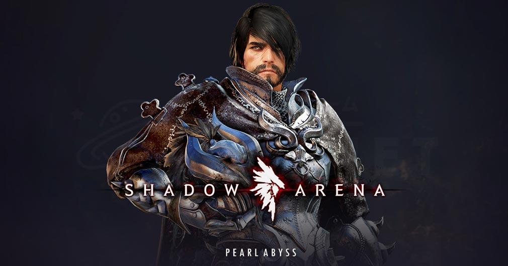 シャドウアリーナ(Shadow Arena) プレイアブルキャラクター『ゴイェン(Goyen)』紹介イメージ