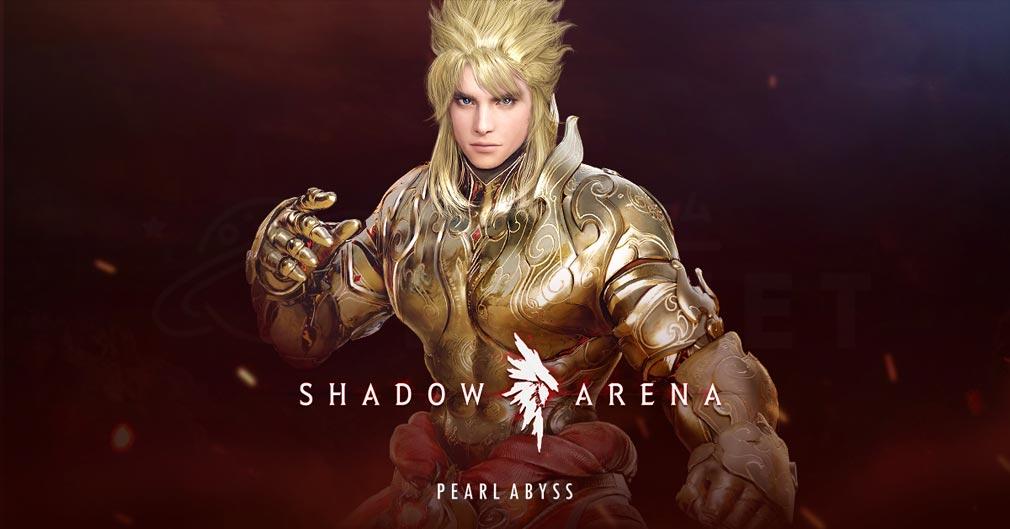 シャドウアリーナ(Shadow Arena) プレイアブルキャラクター『黄金のバダル(Badal the Golden)』紹介イメージ