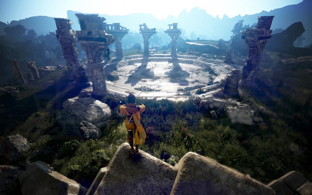 シャドウアリーナ(Shadow Arena) 「黒い砂漠」の世界観を引き継いだスクリーンショット
