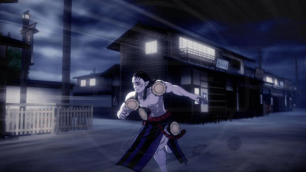 鬼滅の刃 血風剣戟ロワイアル(キメロワ) 『鬼』の移動スクリーンショット