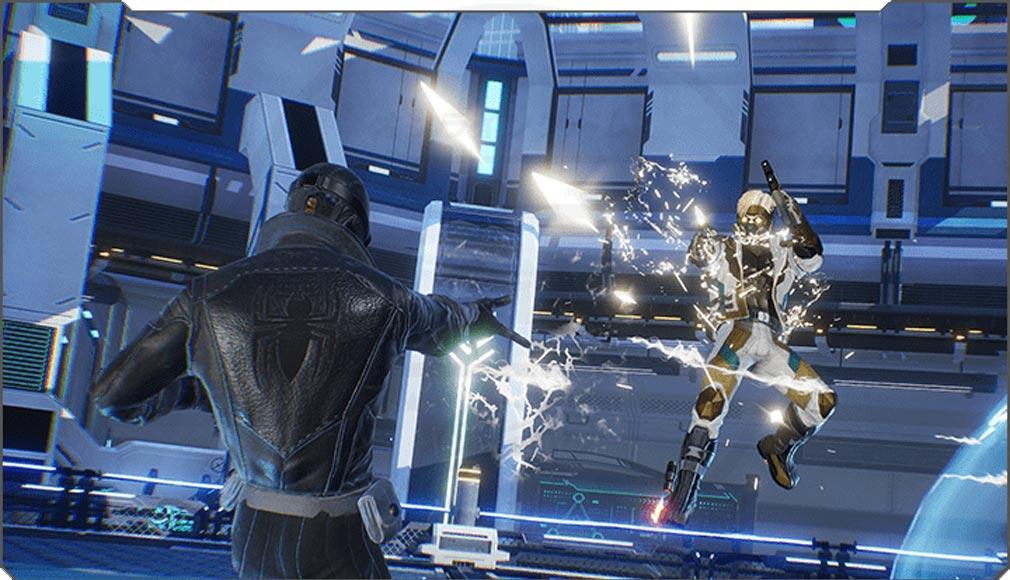 Marvel Future Revolution(マーベル・フューチャーレボリューション) ゲームモード『次元の決闘』紹介イメージ
