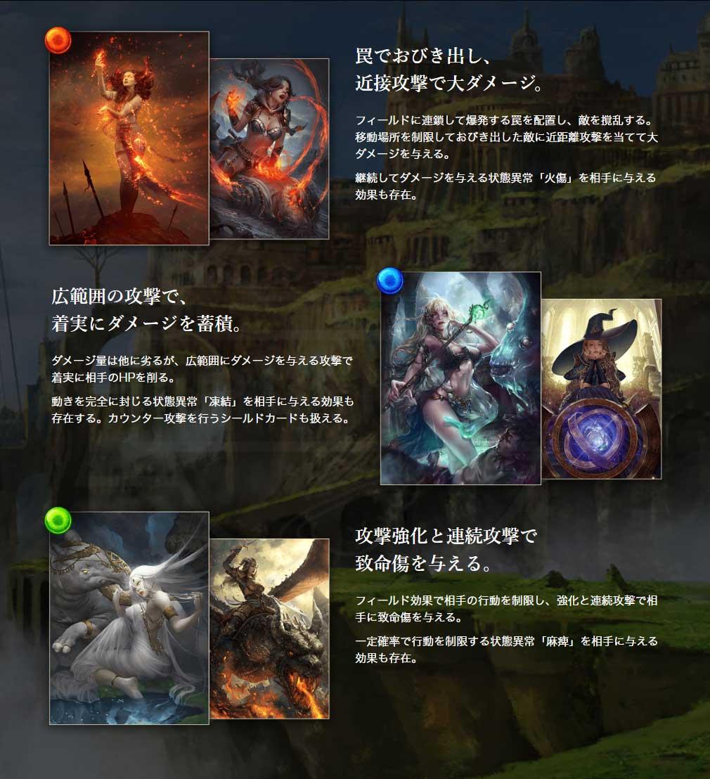 クリプトアルケミスト(Crypto Alchemist)クリケミ カードゲーム概要紹介イメージ