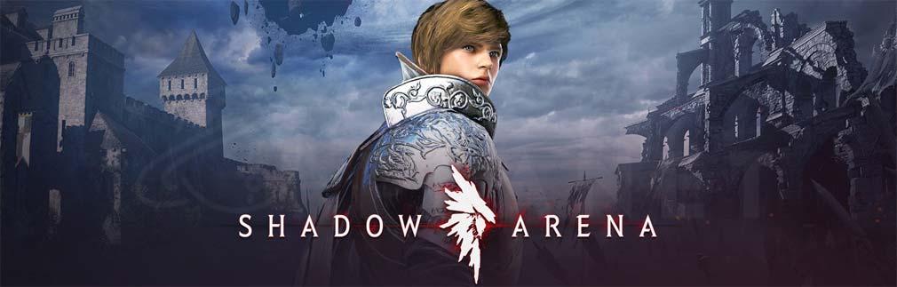 シャドウアリーナ(Shadow Arena) フッターイメージ