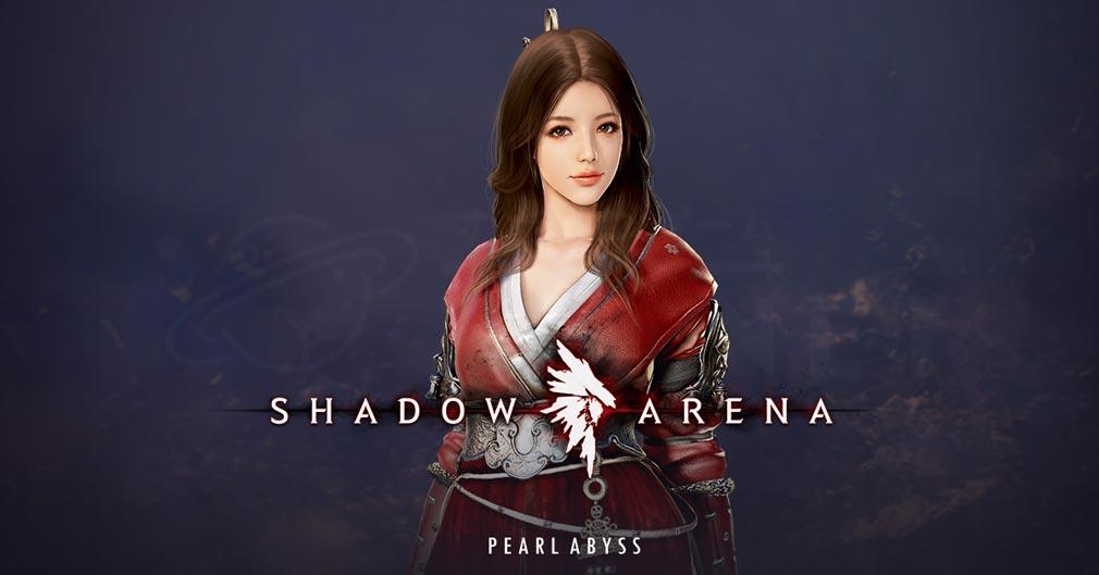 シャドウアリーナ(Shadow Arena) プレイアブルキャラクター『蓮花(Yeonhwa-ヨンファ)』紹介イメージ