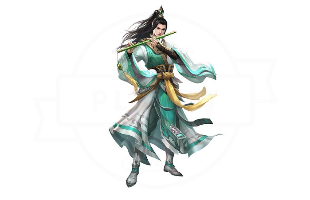 封神の道へ キャラクター『司馬雲鵬(シバウンホウ)』紹介イメージ