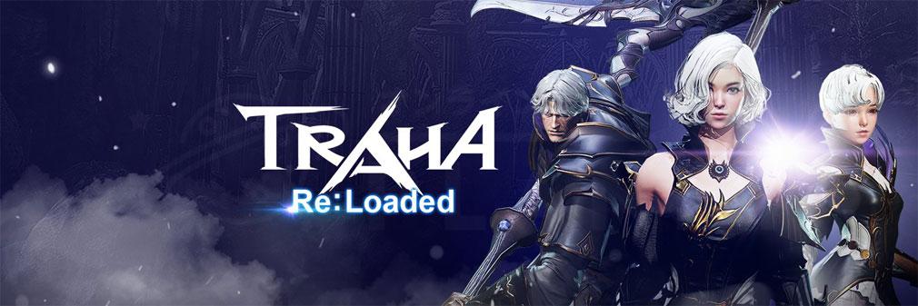 TRAHA Re Loaded(トラハ) フッターイメージ