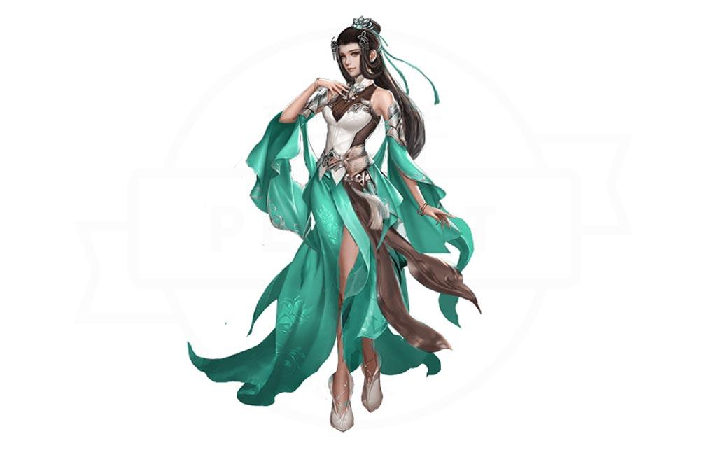 封神の道へ キャラクター『劉錦源(リュウキンゲン)』紹介イメージ