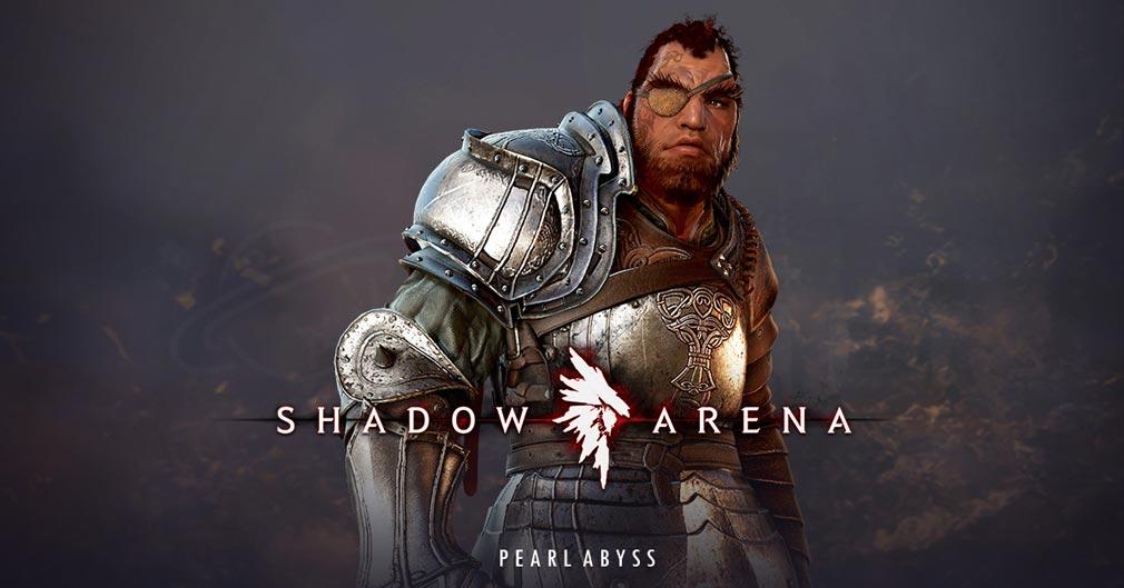 シャドウアリーナ(Shadow Arena) プレイアブルキャラクター『ゲハルト・シュルツ(Shultz)』紹介イメージ