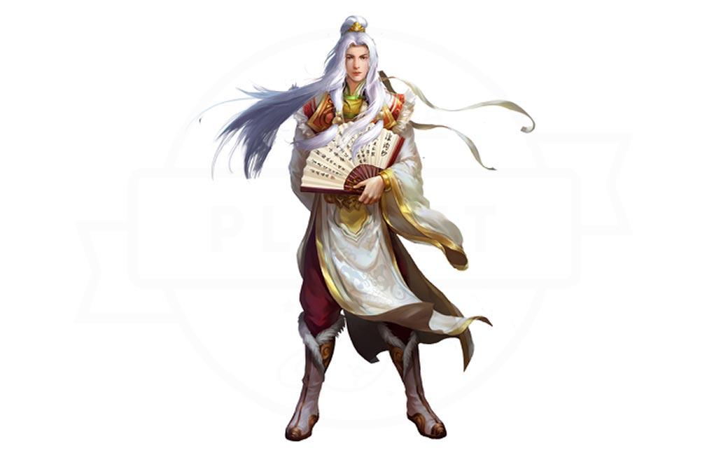 封神の道へ キャラクター『蘇鳴(ソメイ)』紹介イメージ