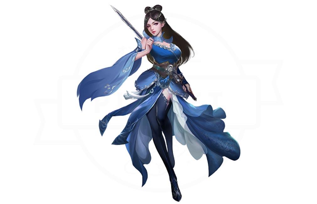 封神の道へ キャラクター『葉萱(ハケン)』紹介イメージ