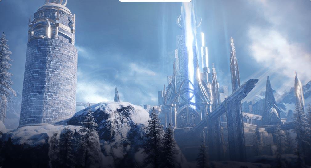 Marvel Future Revolution(マーベル・フューチャーレボリューション) エリア『ミッドガルディア』紹介イメージ