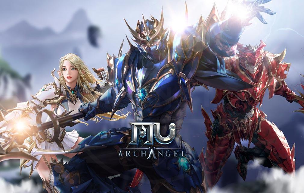 MU Archangel(MUアークエンジェル) キービジュアル