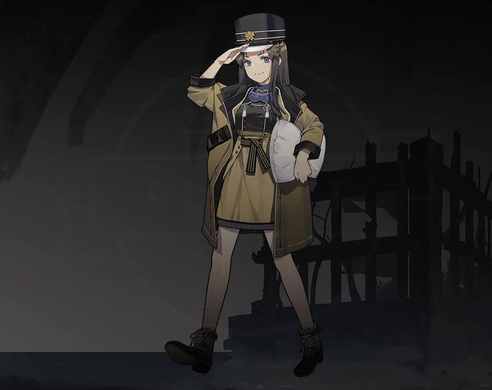 エコーズ オブ パンドラ(Echoes of Pandora)エコパン キャラクター『四式中戦車』紹介イメージ