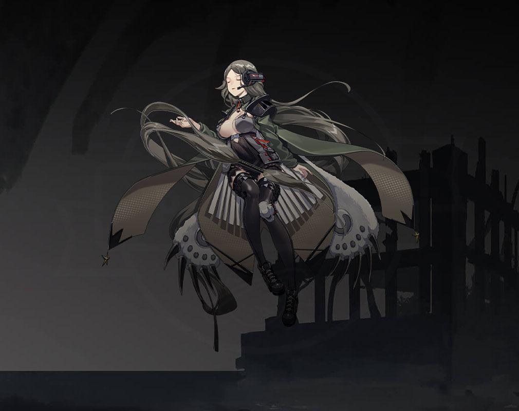 エコーズ オブ パンドラ(Echoes of Pandora)エコパン キャラクター『KV-5』紹介イメージ