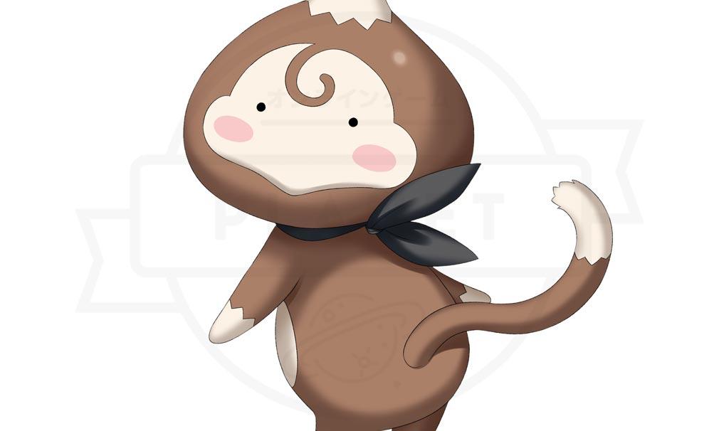 百花繚乱 パッションワールド キャラクター『猿飛 佐助(さるとび さすけ)』バストアップ紹介イメージ