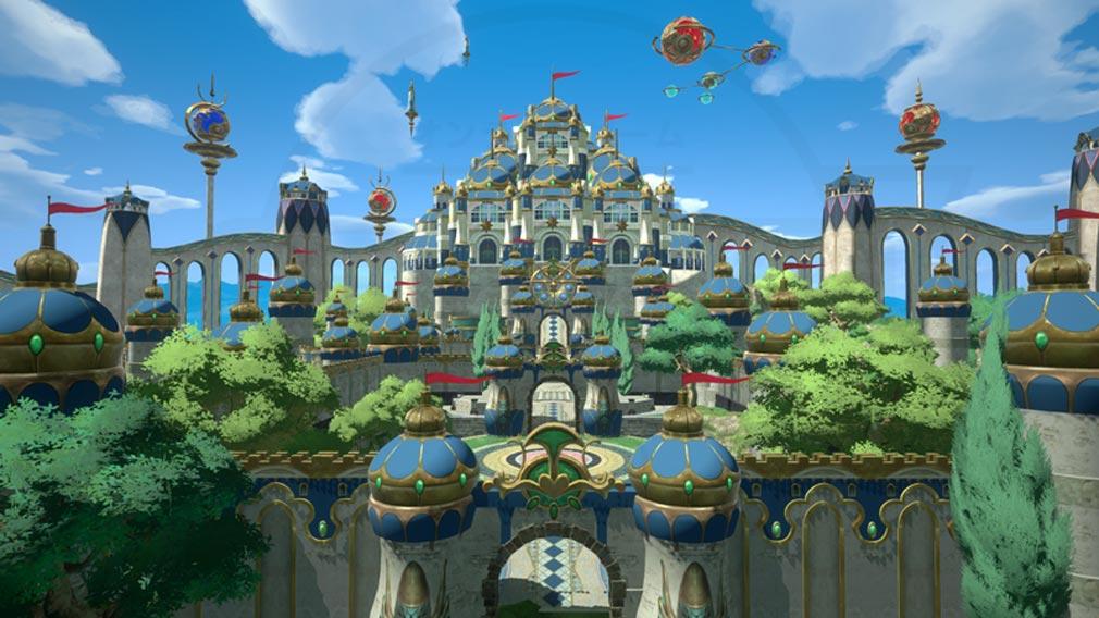 二ノ国 CROSS WORLDS コミュニティコンテンツ『キングダム』紹介イメージ