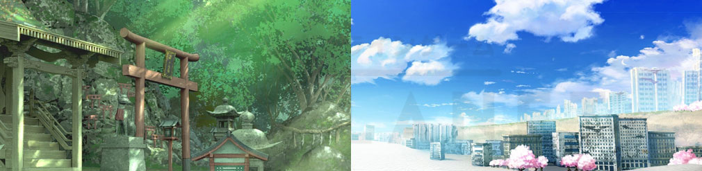 まほろば妖女奇譚(まほたん) 人類が滅び妖怪が地上に暮らす日本紹介イメージ