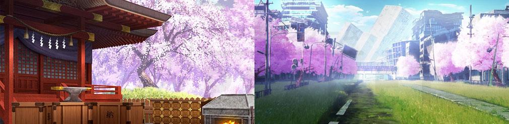 まほろば妖女奇譚(まほたん) 遥か未来が舞台になった日本の紹介イメージ