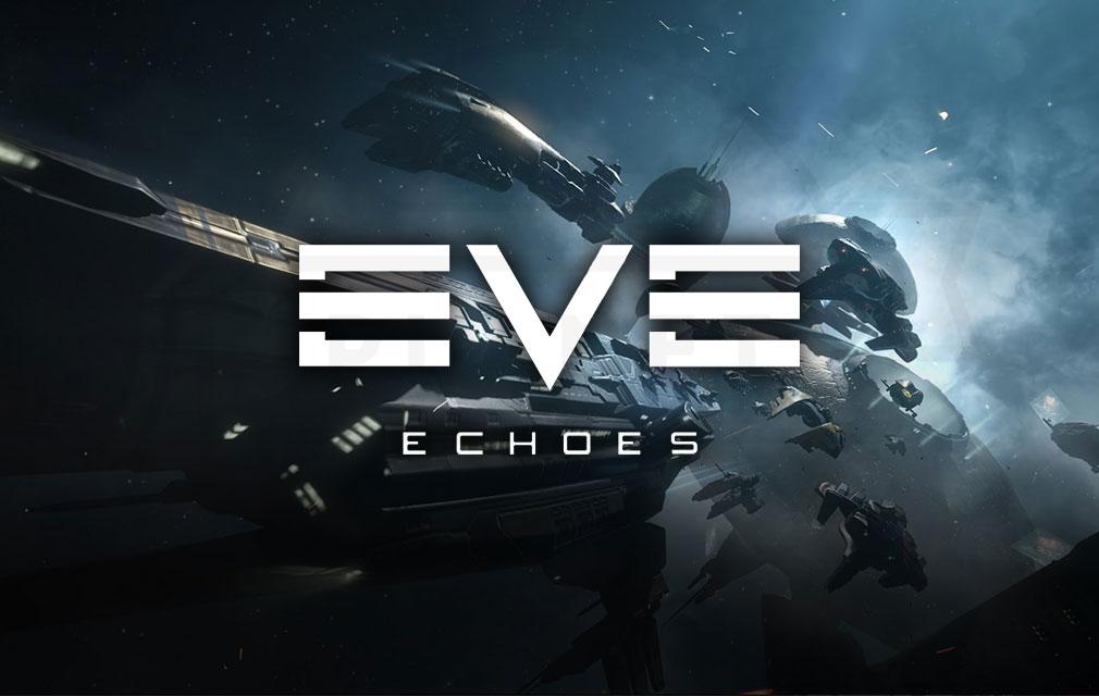 EVE Echoes(イヴ エコーズ) キービジュアル