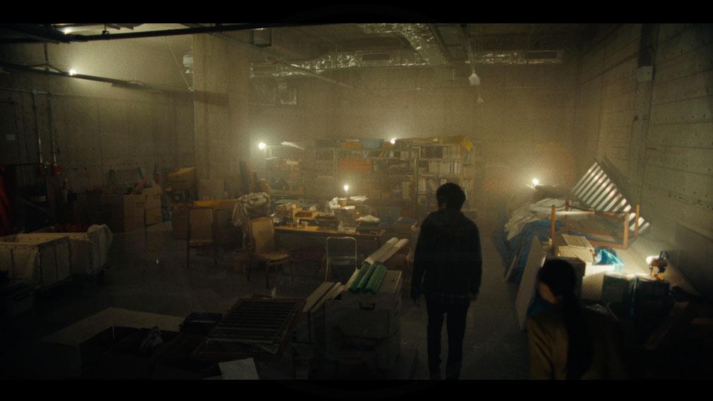 Death Come True(デスカムトゥルー) 映画とゲームが融合した紹介イメージ