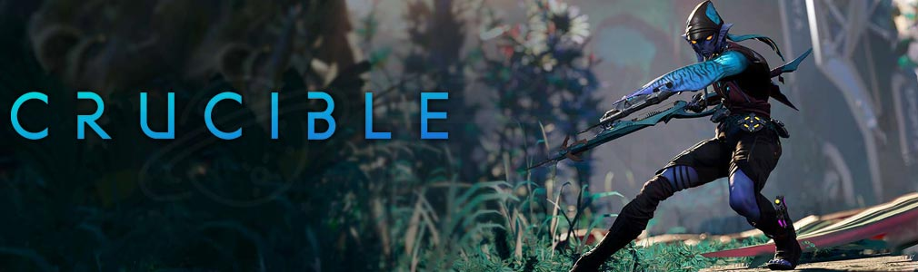 Crucible(クルーシブル) フッターイメージ