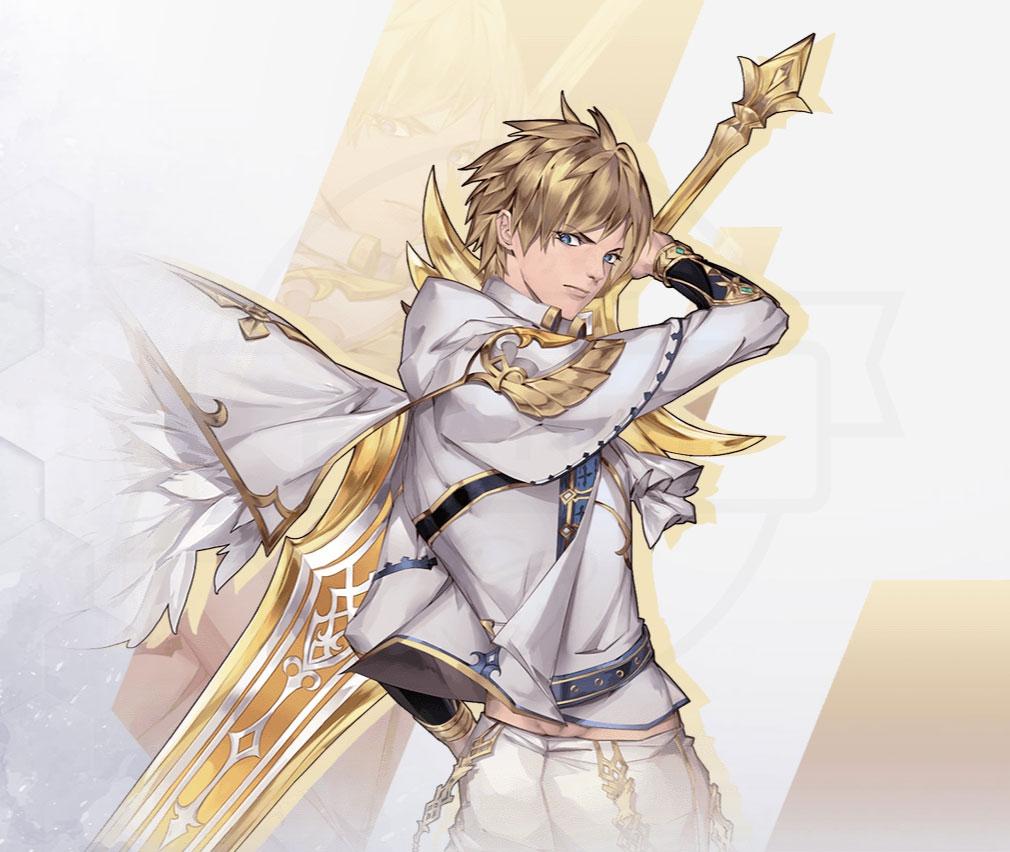幻想神域2 -AURA KINGDOM- (幻神2) キャラクター『バルドル』紹介イメージ