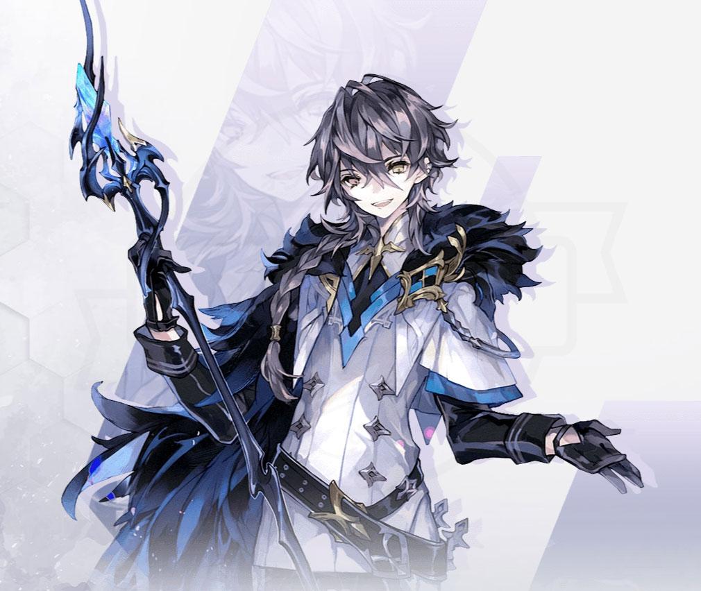 幻想神域2 -AURA KINGDOM- (幻神2) キャラクター『ロキ』紹介イメージ